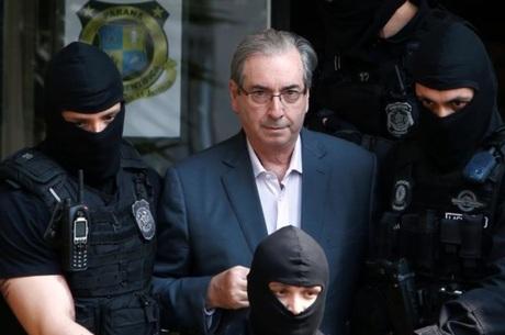 Cunha  criticou a velocidade de Moro para proferir a sentença contra ele
