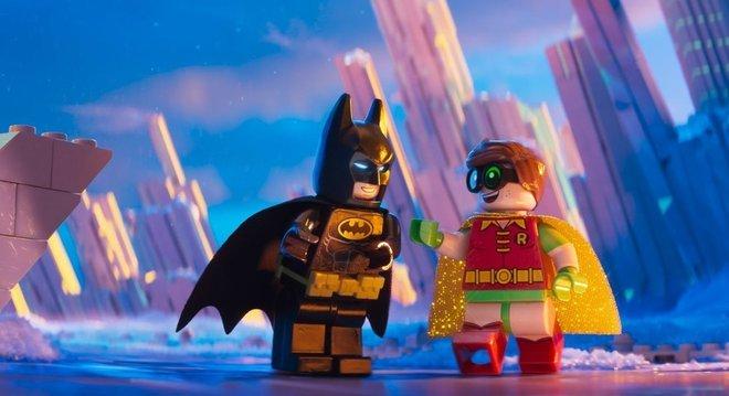 com muita zoação e referências pop lego batman o filme promete
