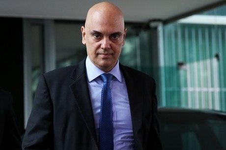 """Moraes afirma que """"vazamentos são crimes"""""""