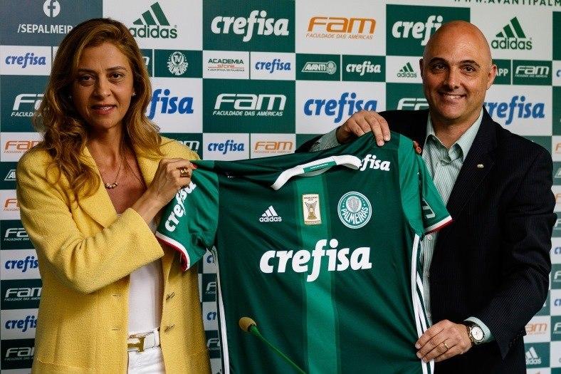 ad2ee3f9db431 Palmeiras se torna a décima camisa mais cara do mundo - Fotos - R7 ...