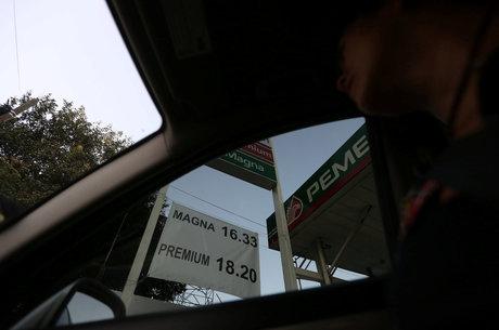 Aumento da gasolina gerou revolta entre mexicanos