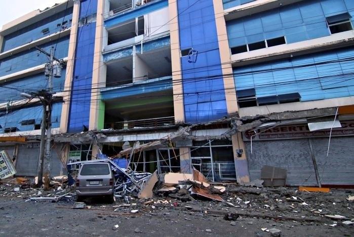 Sismo abala Filipinas. Terramoto de 6,5 graus na escala de Richter