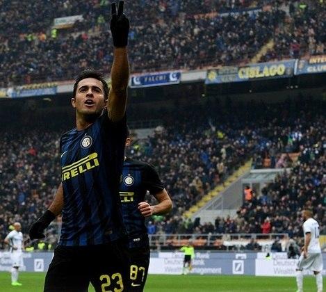 A Sampdoria tinha no brasileiro naturalizado italiano Éder seu craque em 2016. Por isso, a Inter de Milão investiu pesado para contratar o atacante. Não valeu a pena...