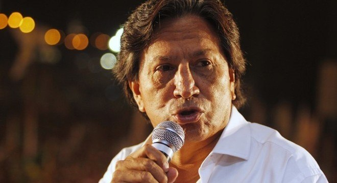 Alejandro Toledo é protagonista no escândalo de propinas da Odebrecht no Peru