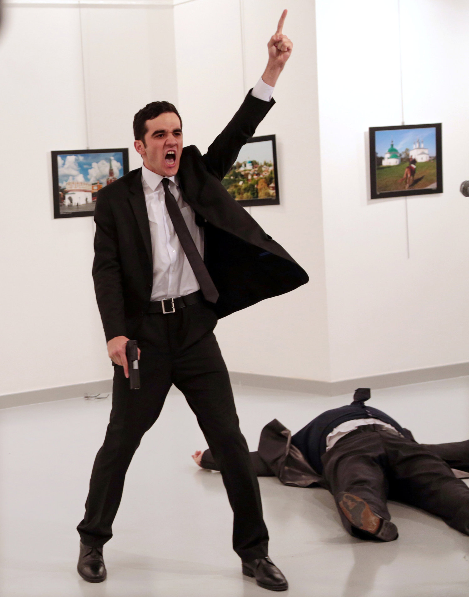 World Press Photo: Morte de embaixador russo é a fotografia do ano