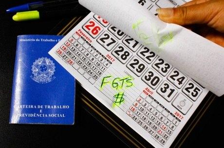 Se não for aprovada, a medida que libera o saque das contas inativas do FGTS perde a validade no próximo dia 1º de junho