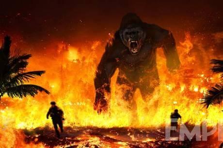 Kong: A Ilha da Caveira terá cena pós-créditos