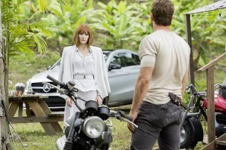 Produtor divulga imagem que marca início das filmagens de Jurassic World 2
