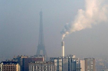 Itália, Alemanha, França (foto), Espanha e Reino Unido receberam ultimatos para diminuir a poluição