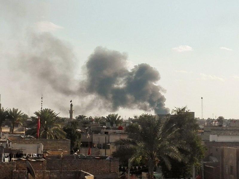 Estado Islâmico assume autoria de atentado em Bagdá que deixou 59 mortos