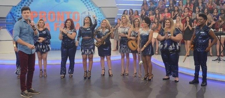 O quadro Pronto Para Fama vai contar a história da banda Arrochadas do Brasil