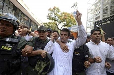 Supremo Tribunal de Justiça da Venezuela ratificou a condenação de López  a quase 14 anos de prisão