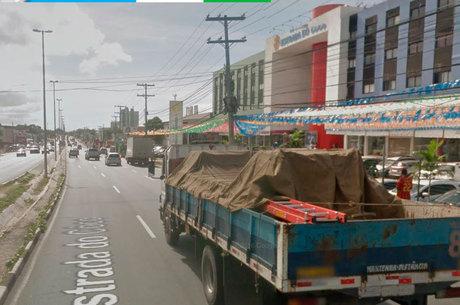 Loja fica na Estrada do Coco, em Lauro de Freitas, região metropolitana de Salvador