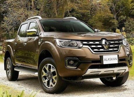 Veja o que já sabemos sobre a nova picape Renault Alaskan