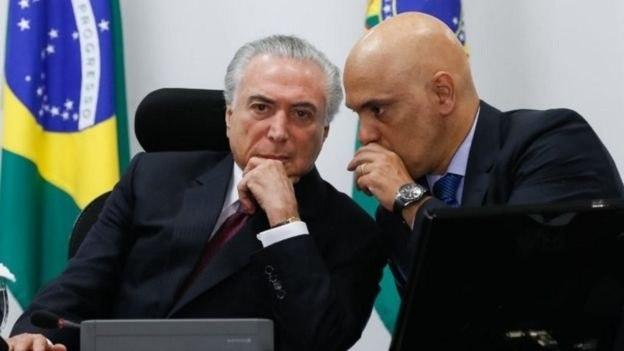 CCJ recebe abaixo-assinado de estudantes contra indicação de Alexandre de Moraes