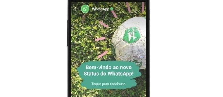 Usuários poderão compartilhar imagens, GIFs e vídeos com 1 dia de duração no status do WhatsApp