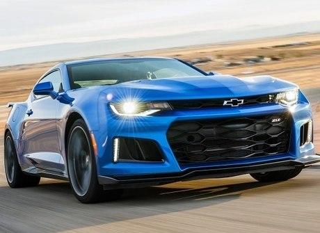 ZL1 vira o Chevrolet Camaro<br />mais rápido de todos os tempos