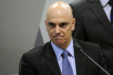 Ministro Alexandre de Moraes relata processo no STF