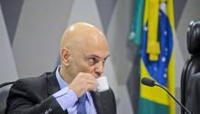 Moraes pede perícia em celulares encontrados com deputado preso