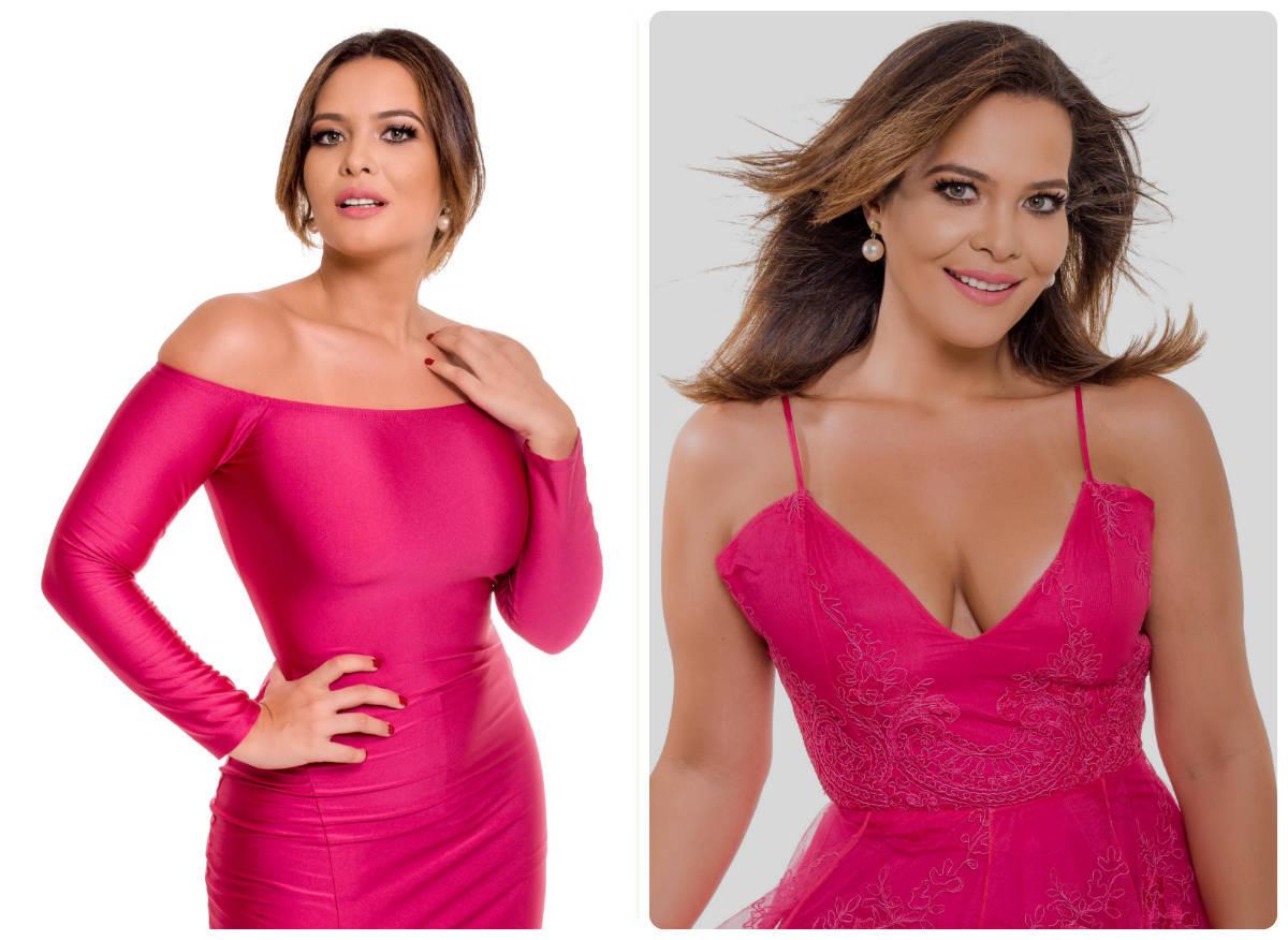 Geisy Arruda Mostra Evolução Do Vestido Rosa Que A Fez Ficar
