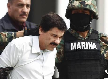 Sem o chefão 'El Chapo', guerra de traficantes se acentua no México