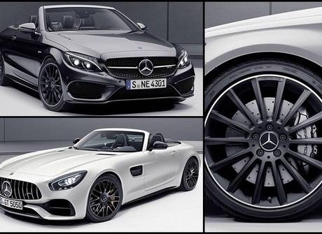 Mercedes-Benz celebra 50 anos<br />da AMG com novo trio furioso