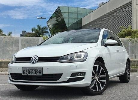 Veja todos os ângulos do novo<br />VW Golf Highline 1.4 TSI flex