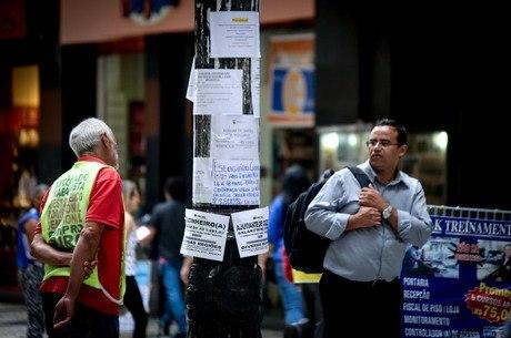 Taxa de desemprego bate novo recorde no Brasil
