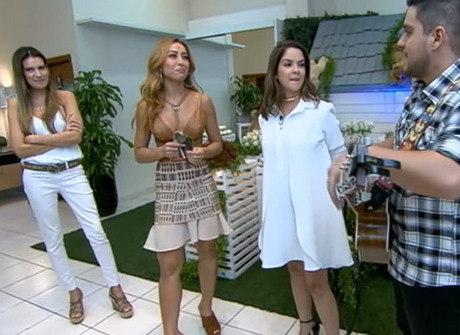 Sabrina Sato e Rodolfo preparam uma surpresa para Maria Cecília