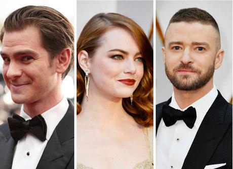 Confira os looks das celebridades no tapete vermelho do Oscar 2017