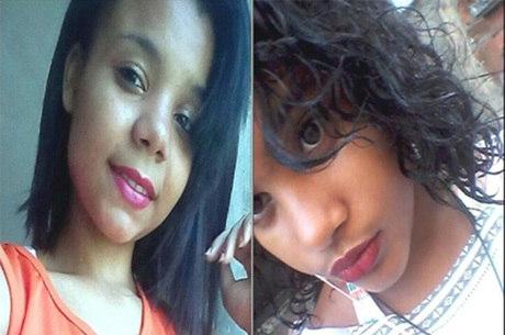 5491f8e96fc Quem tiver informações sobre Dara Kimberly (esquerda) e Milena (direita)  pode ligar