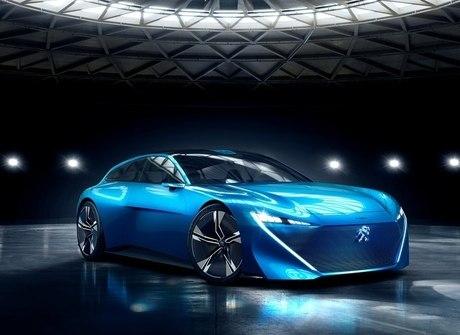 Peugeot e Samsung apresentam conceito de veículo autônomo