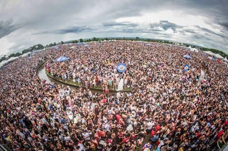 O bloco Babydoll de Nylon recebeu mais de 80 mil pessoas dia 25