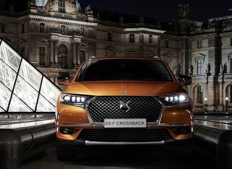 Citroën lança sua aposta para o crescente mercado de SUVs de luxo