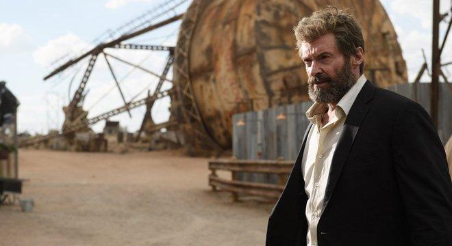 Hugh Jackman vive o personagem Wolverine pela última vez nos cinemas