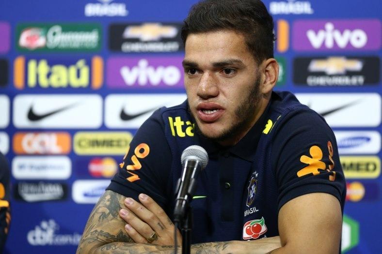 Guardiola entrou em contato com Ederson para informar interesse do City — Jornal