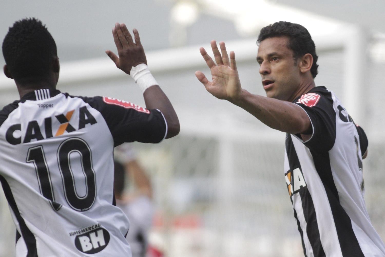 a7f6e11d3b Atlético-MG vira no fim e mantém 100% de aproveitamento no Campeonato  Mineiro - Esportes - R7 Futebol