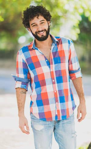 Rafael Almeida está ansioso para a estreia de O Rico e Lázaro