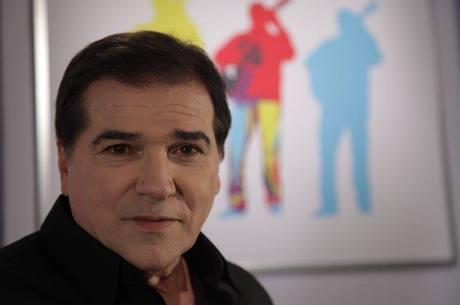 Jerry Adriani está internado no Rio de Janeiro