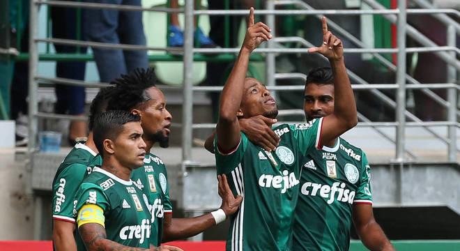 Campeão brasileiro, Palmeiras é considerado um dos favoritos para levar o título da competição