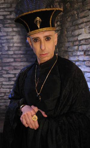 Beroso é o sacerdote do reino da Babilônia