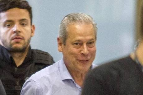 Preso em 2015, o petista pode voltar para a cadeia