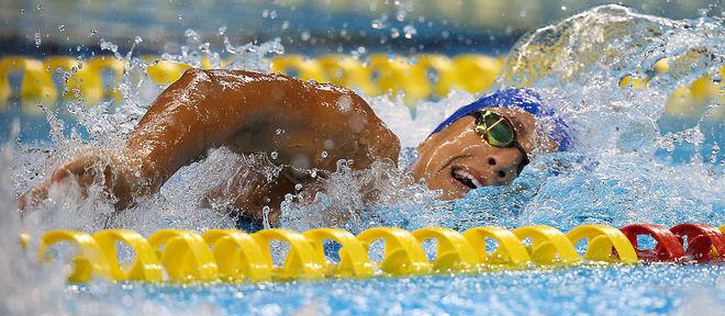 Larissa Oliveira foi um dos destaques dos Jogos Pan-Americanos de 2015 com três medalhas conquistadas