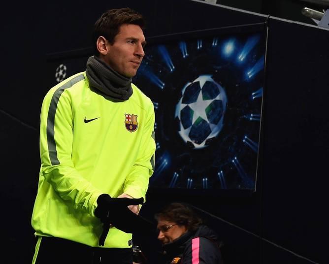 Lionel Messi (Barcelona) 2014/15 – 6 assistências