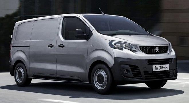Peugeot Expert acaba de ser lançada na Europa e será a primeira novidade da PSA no Brasil