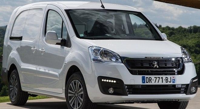Nova geração europeia da Peugeot Partner ainda não está confirmada para o Brasil, mas pode vir