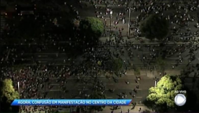 Reprodução/Record TV Rio
