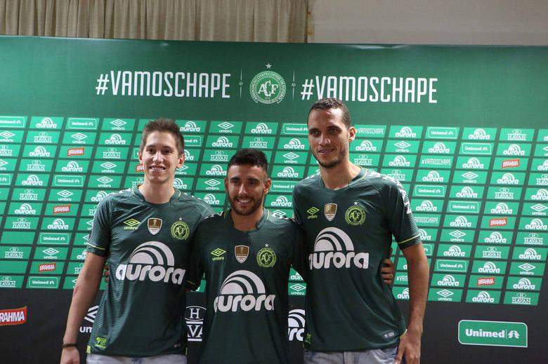 Sirli Freitas/Divulgação/Chapecoense