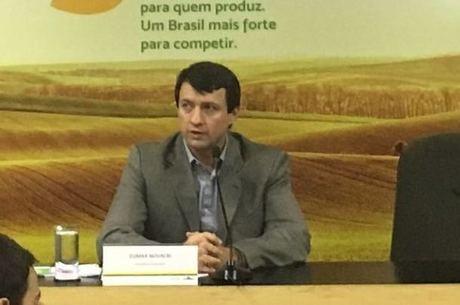 Eumar Novacki, secretário-executivo do ministério da Agricultura