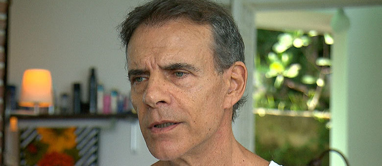 Como vive o ator que foi um dos grandes galãs da televisão brasileira nas décadas de 70 e 80?